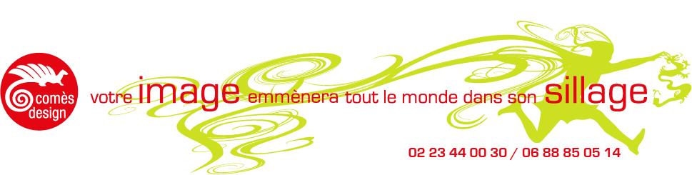 Comès Design – Graphiste Rennes